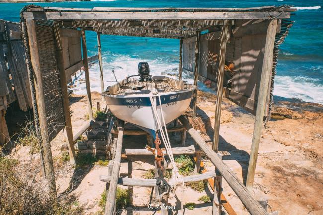 스페인의 아름다운 섬 - 이비자, 포르멘테라 섬
