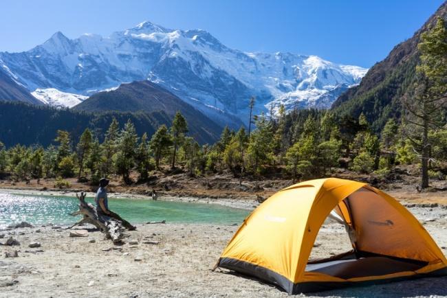 안나푸르나 히말라야에서의 백패킹, 의외의 장소 그린 레이크 그리고 환상의 길, 네팔 > Gandaki Pradesh > Kaski > Pokhara, by 김역마