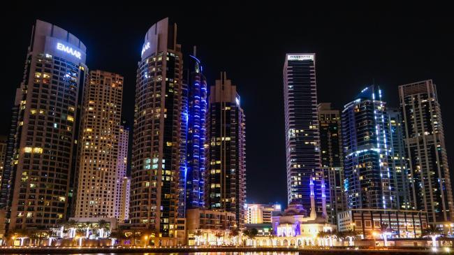 현재와 과거가 공존하는 두바이