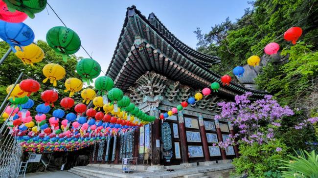 마음을 낚으러 가는 길 : 도봉산 망월사(望月寺)