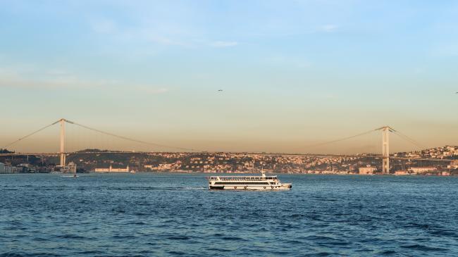 혼잡한 도시 이스탄불에서 한적함 찾기
