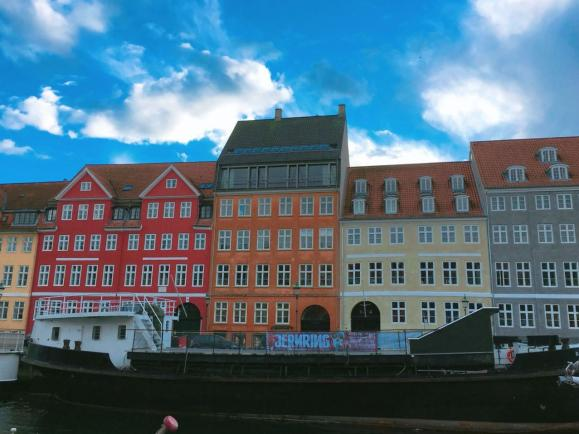 적당히 시끄럽고 적당히 평화로운 곳, 덴마크 코펜하겐!
