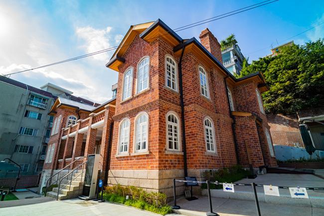 앨버트 테일러 가옥 딜쿠샤 역사전시관