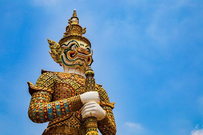 방콕에서 가장 태국스러운 곳 왕궁
