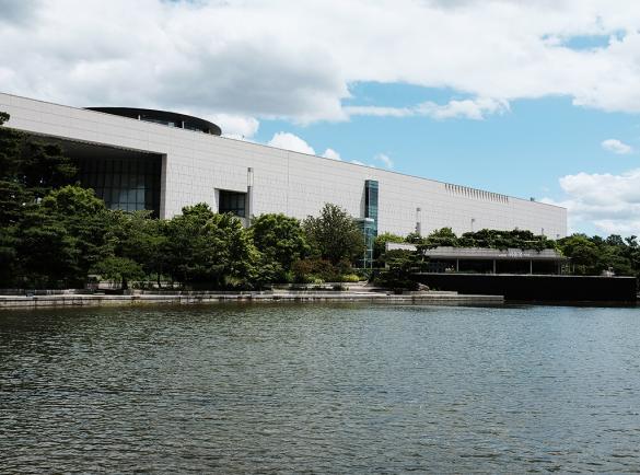 국립중앙박물관 - 옥외 전시장(정원) 편
