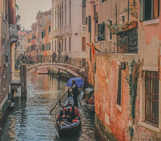 아름다운 물의 도시, 베니스