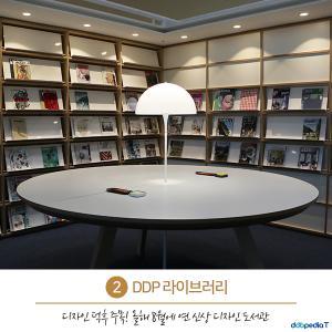 2.DDP 라이브러리  디자인 덕후 주목! 올해 8월에 연 신상 디자인 도서관