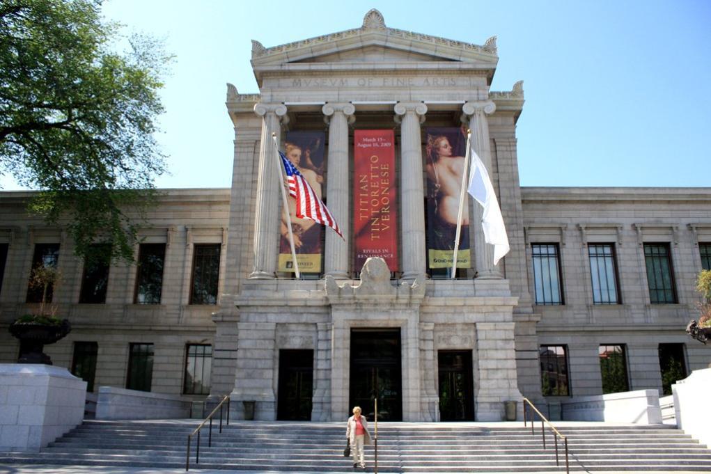 [1] 수식어  프랑스 루브르, 러시아 에르미타주, 미국 메트로폴리탄과 함께 '세계 4대 미술관'으로 꼽히는 보스턴미술관.  50만여 점이 넘는 방대한 소장품과 북미에서 가장 수준 높은 동양 미술 컬렉션을 보유한 것으로유명하다.