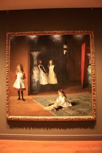 [10] 대표 소장품3  존 싱어 사전트의 《보이트의 딸들》도 보스턴미술관의 대표 소장품으로 꼽힌다.  미국의 대표적인 인상주의 화가인 그는 상류층의 초상화를 주로 그렸으며,  대담하고 독창적인 표현 기법으로 영국과 미국의 인상주의 화풍 확립에 크게 이바지했다.