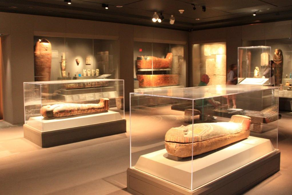 최근 보스턴 미술관은 FBI와 협력해기원전 21∼20세기로추정되는  이집트 제흐티나크트 총독의 유전자 정보를 밝혀내기도 했다.
