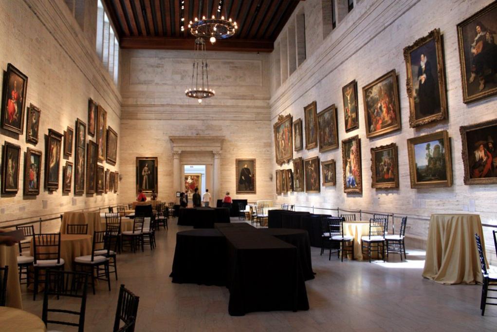 보스턴미술관은 메트로폴리탄, 시카고 미술관, 워싱턴 내셔널갤러리에 이어  미국에서4번째로 큰 미술관으로, 하루종일 있어도 작품을 다 감상하기 어렵다.