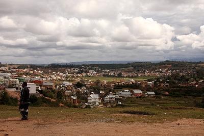 마다가스카르 2 - 유럽이 연상되는 안치라베 호숫가